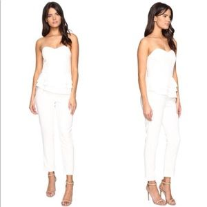 Other - White jumpsuit